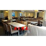 供应餐厅家具ZS-C96茶餐厅餐桌椅广州特价定制