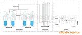 河北省邢台地区南宫市低温绝热气瓶供气系统,杜瓦罐集中供气系统