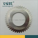 厂家定制加工pcb线路板刀具钨钢v-cut刀 线路板v坑刀