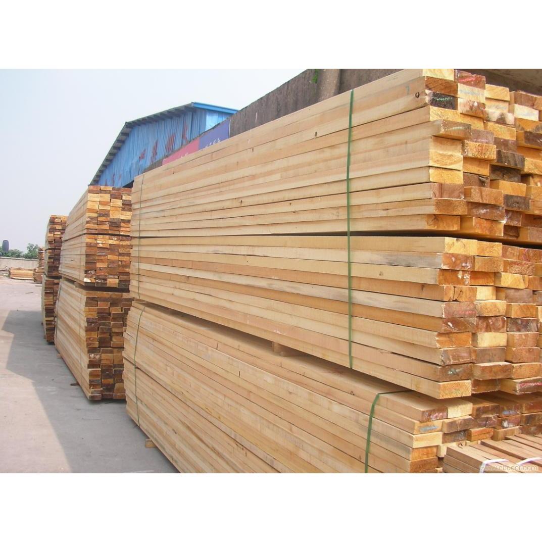 定尺加工户外红松防腐木