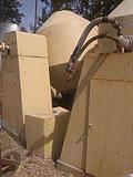 处理二手各种规格不锈钢双锥回转真空干燥机设备