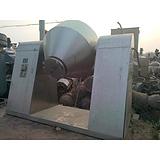 供应二手各种规格不锈钢双锥回转真空干燥机设备
