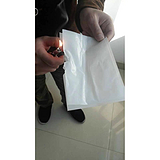 苏州星辰新材料专业供应阻燃PE袋-现场试验图