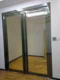 上海虹口更换玻璃门配件 更换地弹簧 更换玻璃门拉手6240000