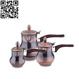 凯迪克生产不锈钢咖啡壶热奶壶 货源充足 欢迎订购