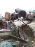 处理二手双效蒸发器三效蒸发器四效蒸发器多效蒸发器设备