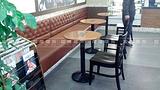 咖啡厅圆桌(实木)小圆桌定制