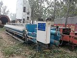 山东枣庄低价转让一批200平方自动拉板厢式压滤机设备