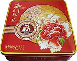 马口铁中秋月饼罐|高档中秋节员工月饼罐|现货通用月饼包装罐