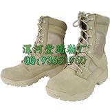 真皮反绒511沙漠靴 户外登山靴夏季军靴CQB沙靴