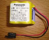 质保2年Panasonic BR-2/3AGCT4A  6V