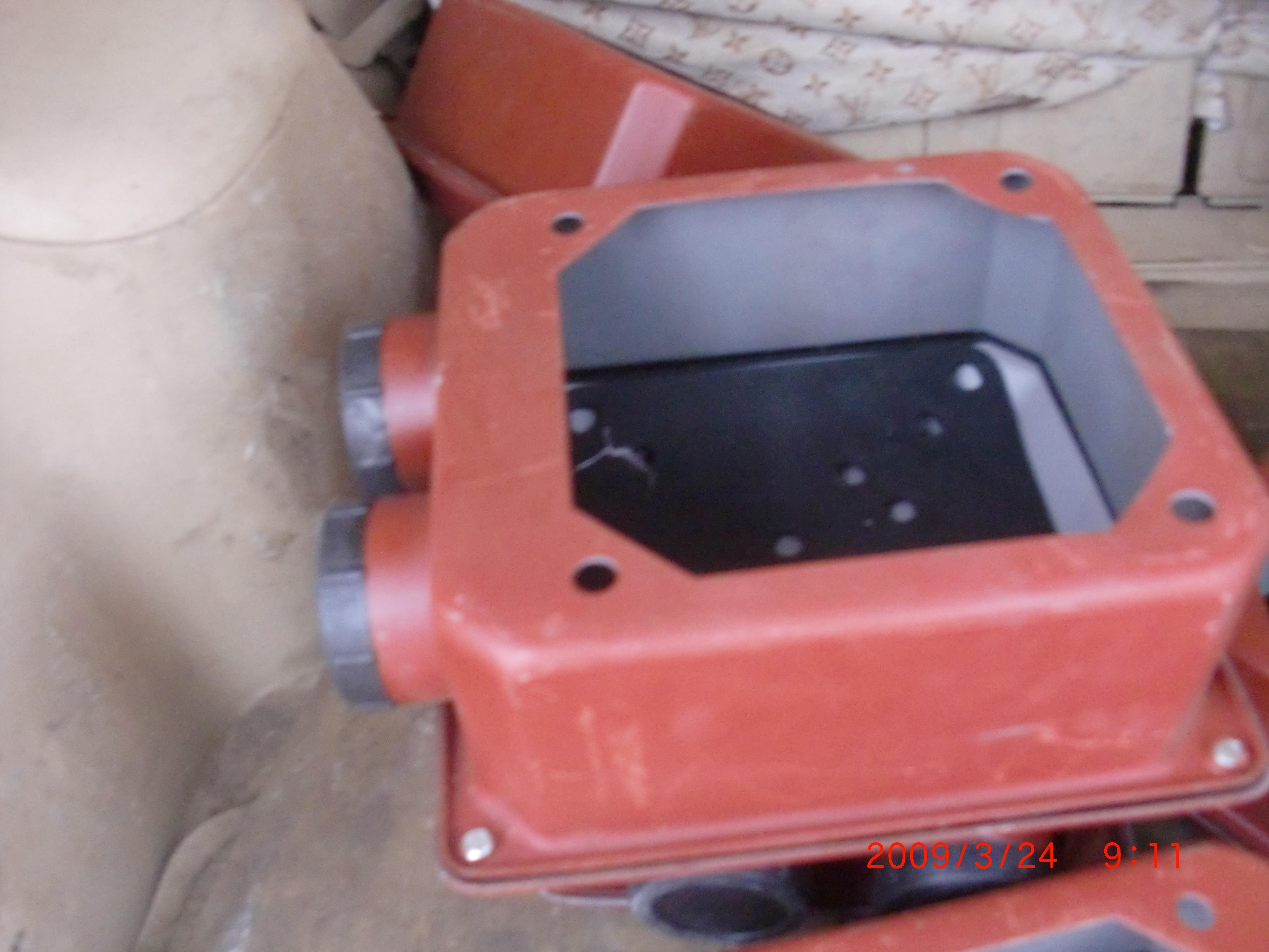 y250电机接线盒