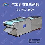供应大型多功能切菜机商用灵芝切片机果蔬切片切丝机切年糕机