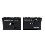 oTime OT-E100 120米HDMI延长器,HDMI延长