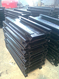 40T刮板机中部槽 矿用中部槽 刮板机中部槽价格