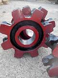 直销甘肃刮板机链轮 40T刮板机链轮 刮板机配件价格