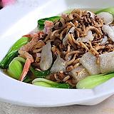 虾米菇,营养价值较高的食用菌,副食品