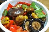 香菇,菇之中王,食用菌,抗癌