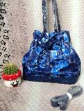 蓝色靓丽精仿原版超A一比一包包