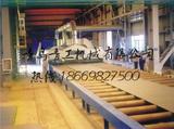 青岛钢板抛丸机 通过式抛丸机价格