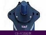 供应CB-FA40高压齿轮泵