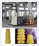 做减震垫的机器、减震垫发泡机,PU减震垫设备机械