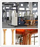 PU罗马柱设备机械、罗马柱发泡机、做罗马柱的机器