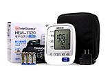 欧姆龙上臂式电子血压计 HEM-7320 早晚平均值不规则脉波
