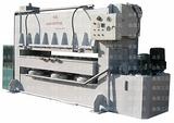 三聚氰胺热压贴面机,三元热压机,山东省生产厂家。木工机械