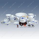 中秋节礼品陶瓷茶具套装厂家批发