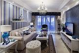 中山别墅室内装修设计公司 整体家居软装设计方案