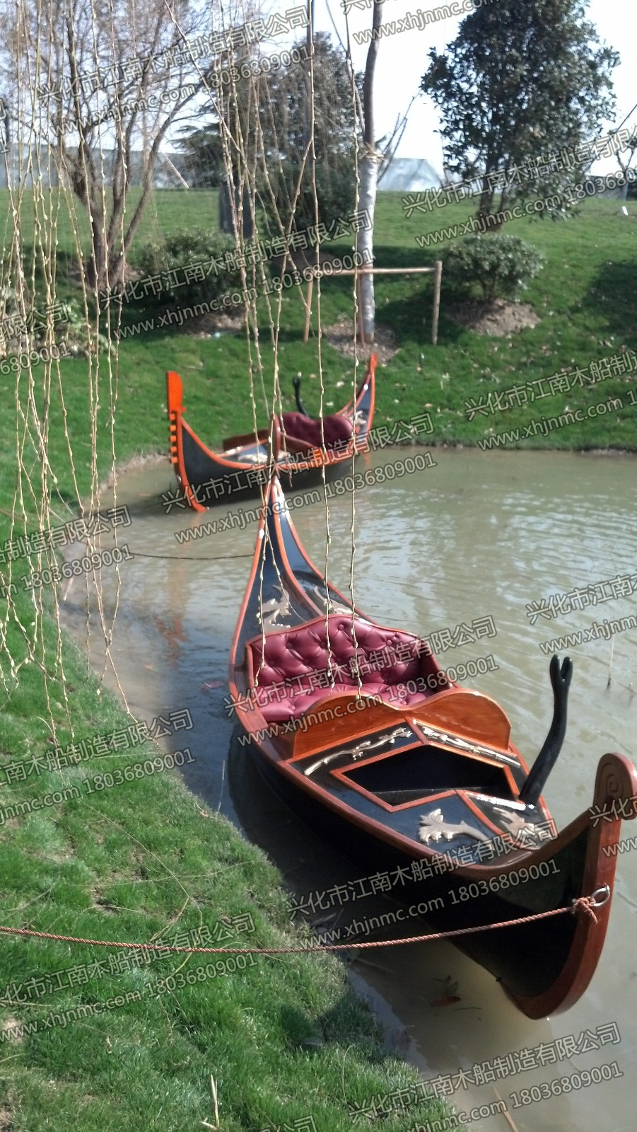 其他木制工艺品价格_威尼斯贡多拉木船/欧式木船