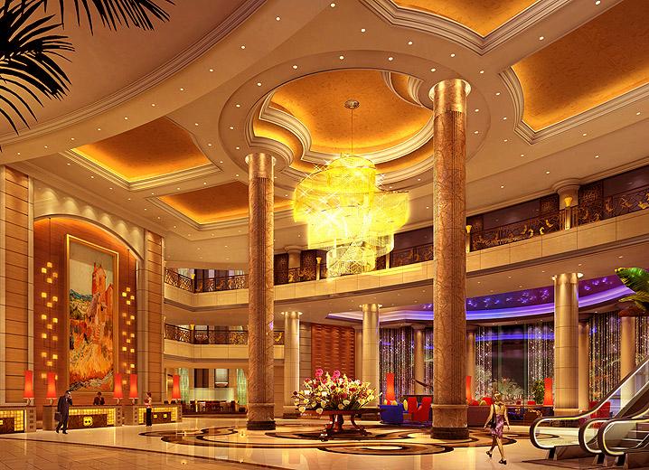 酒店装修大堂设计灯光规则有哪些