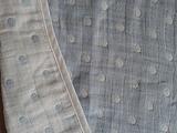 四层提花纱布毯子