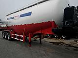 梁山专业制造轻体散装水泥运输罐车 粉粒物料运输车