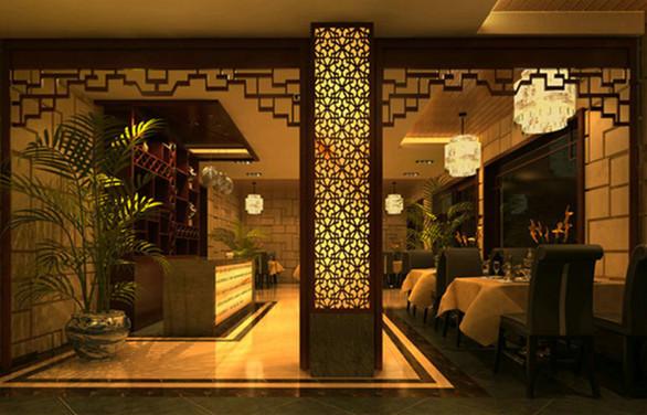 重庆餐饮店面装修设计注意事项一
