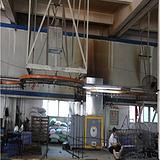 深圳五金悬挂烘干流水线优质生产厂家
