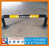 上海车间安全防撞护栏/上海厂区镀锌钢管防撞护栏/龙桥护栏厂家直销
