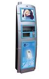 供应18路带广告视频的手机充电站可投币 商场营业厅用手机加油站