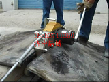 SCBC机械式钢丝绳输送带切割机-坚固耐用