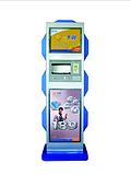 提供12路手机充电站 景点景区酒店立式免投币广告手机加油站