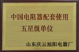 山東電阻器有限公司產品相冊