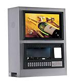 提供超市车站投币视频式手机加油站 银行景区手机12路投币充电站