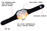 自发热护颈 贴牌定做护颈 厂家定做自发热护颈