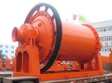 环保型球磨机,节能降耗的磨粉设备 Ф1200×3000型