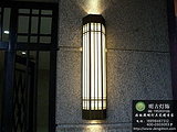 仿云石壁灯,户外云石壁灯,工程云石壁灯,酒店云石壁灯云石壁灯定制