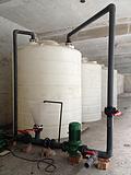 10吨/10立方/10000L污水处理复配设备