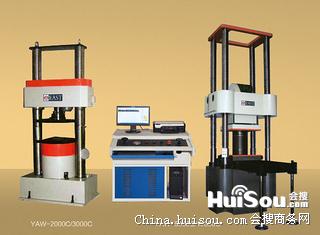 YAW-C微机控制构件压力试验机