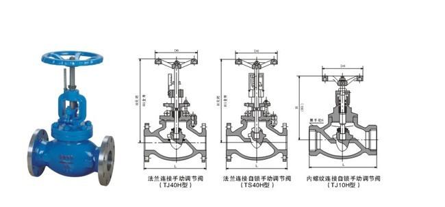 流量控制阀价格 T40H手动调节阀 温州上海厂家推荐平衡阀 永嘉君正批发价格 温州市