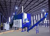 环保型高温常压橡胶快速再生脱硫机